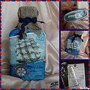 Подарки к праздникам ручной работы. Ярмарка Мастеров - ручная работа К дальним берегам. Handmade.