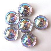 Материалы для творчества handmade. Livemaster - original item Beads glass cabochons Czech Republic 5 colors. Handmade.