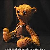 Куклы и игрушки ручной работы. Ярмарка Мастеров - ручная работа Тедди Мариус. Handmade.