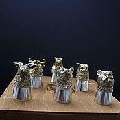 Сувениры и подарки handmade. Livemaster - original item Stacks hunting. Handmade.