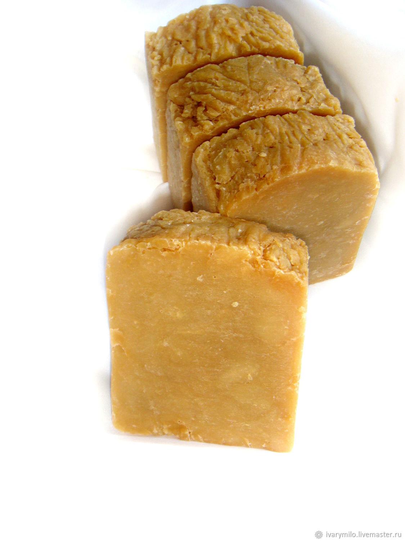 Шампуневое мыло на пиве с медом, Мыло, Кемерово,  Фото №1