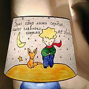 Подарки к праздникам ручной работы. Ярмарка Мастеров - ручная работа Маленький принц и лис. Handmade.