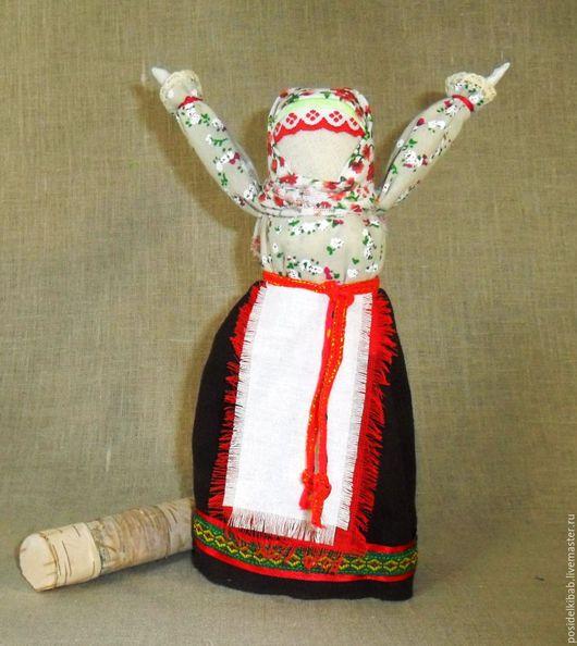 Сувениры ручной работы. Ярмарка Мастеров - ручная работа. Купить Народная кукла Званка-Желанка. Handmade. Комбинированный, обережная кукла