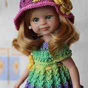Одежда для кукол ручной работы. Ярмарка Мастеров - ручная работа Одежда для кукол Паола Рейна. Комплект.. Handmade.