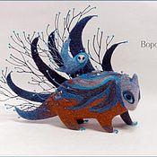"""Куклы и игрушки ручной работы. Ярмарка Мастеров - ручная работа Фигурка """"Ветровей"""". Handmade."""