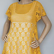 Одежда handmade. Livemaster - original item Pullover cotton-bamboo