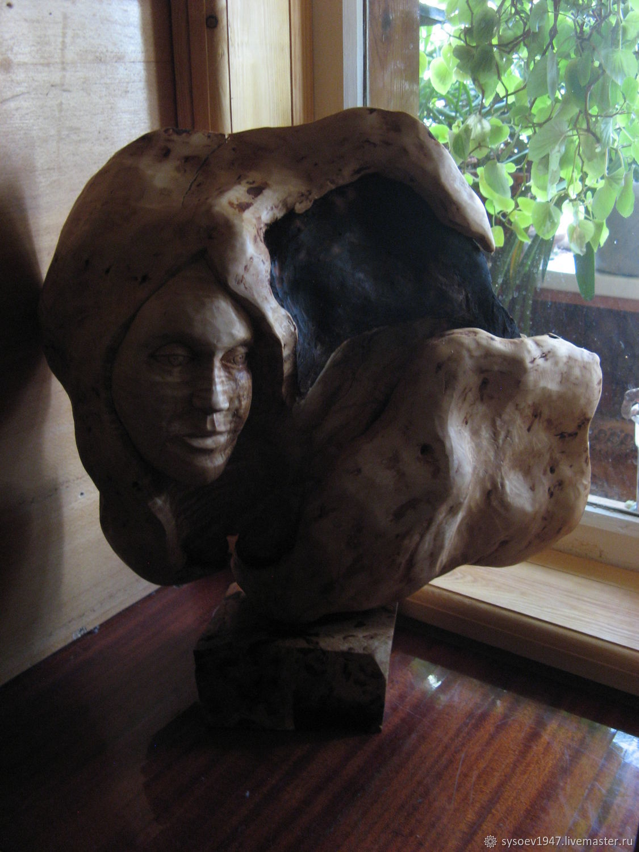 The wind, Sculpture, Sandow,  Фото №1