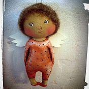 Куклы и игрушки ручной работы. Ярмарка Мастеров - ручная работа ангелочек... Handmade.
