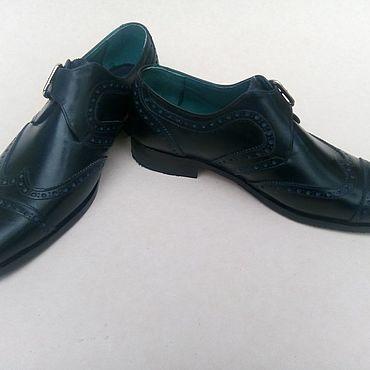 Обувь ручной работы. Ярмарка Мастеров - ручная работа Туфли: Монки. Handmade.