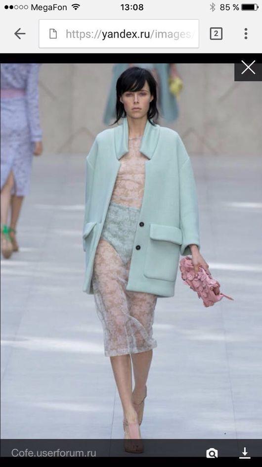 Шитье ручной работы. Ярмарка Мастеров - ручная работа. Купить Итальянские ткани: Пальтовая шерсть + кашемир. Handmade.