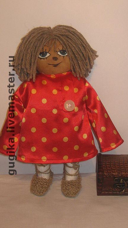 Ароматизированные куклы ручной работы. Ярмарка Мастеров - ручная работа. Купить Домовёнок Кузя. Handmade. Оригинальный подарок, домовой, мультяшка