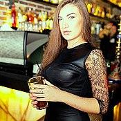 Одежда ручной работы. Ярмарка Мастеров - ручная работа Трикотажное платье с кружевными рукавами черное. Handmade.