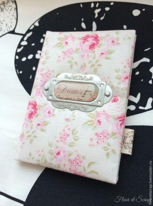 """Обложки ручной работы. Ярмарка Мастеров - ручная работа. Купить Обложка для паспорта """"Rose"""". Handmade. Бледно-розовый, синтепон"""