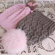 Аксессуары handmade. Livemaster - original item Hat, R-R 52-55