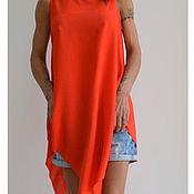 Одежда ручной работы. Ярмарка Мастеров - ручная работа Топ Coral. Handmade.
