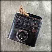 Сувениры и подарки handmade. Livemaster - original item Cigarette case: Cigarette case