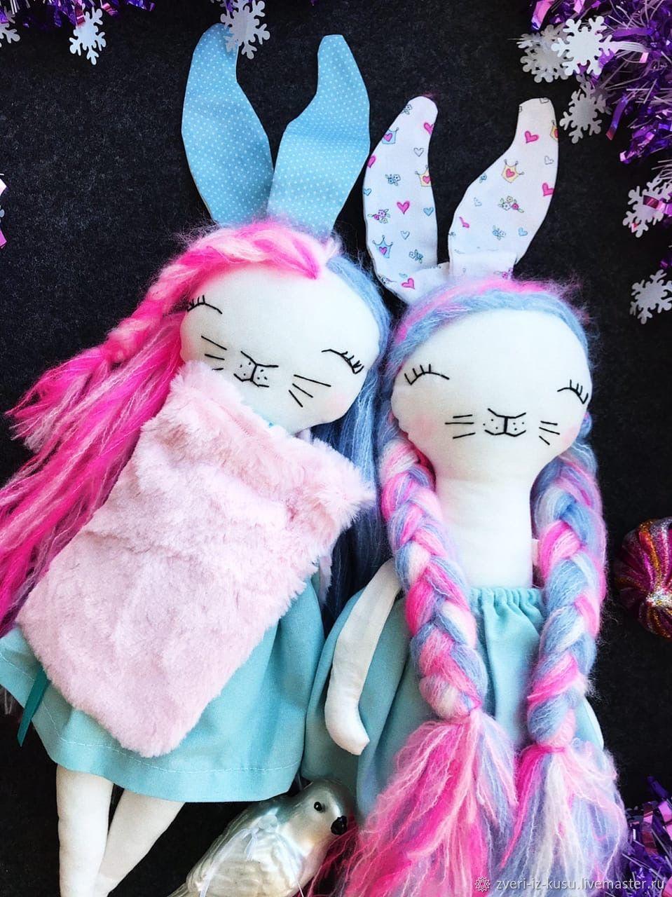 Куколки зайки, Куклы и пупсы, Екатеринбург,  Фото №1