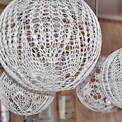 Дизайн и реклама ручной работы. Ярмарка Мастеров - ручная работа Ажурные шары. Handmade.