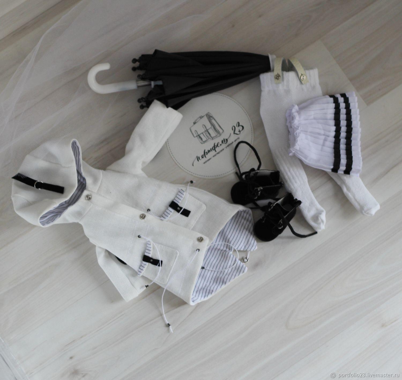 Комплект одежды на  ПАОЛА РЕЙНА 5 предметов, Одежда для кукол, Калинино,  Фото №1