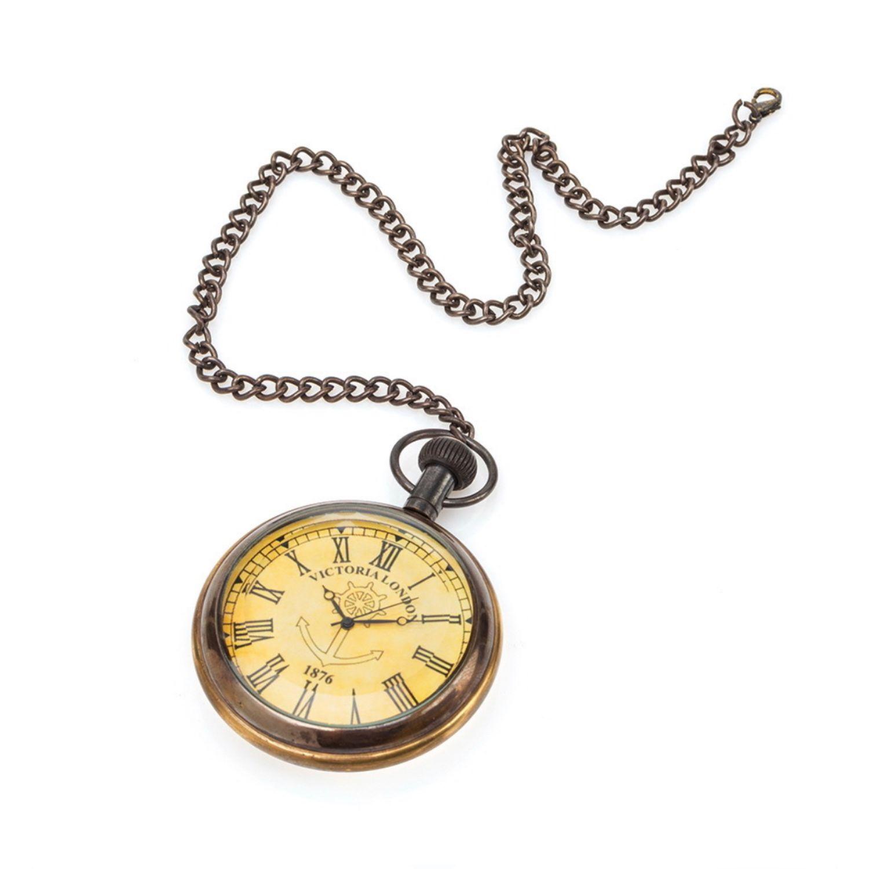 Карманные часы на цепочке, Именные сувениры, Москва,  Фото №1