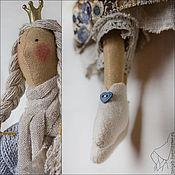 Куклы и игрушки ручной работы. Ярмарка Мастеров - ручная работа Принцесса Мия, кукла в стиле Тильда. Handmade.