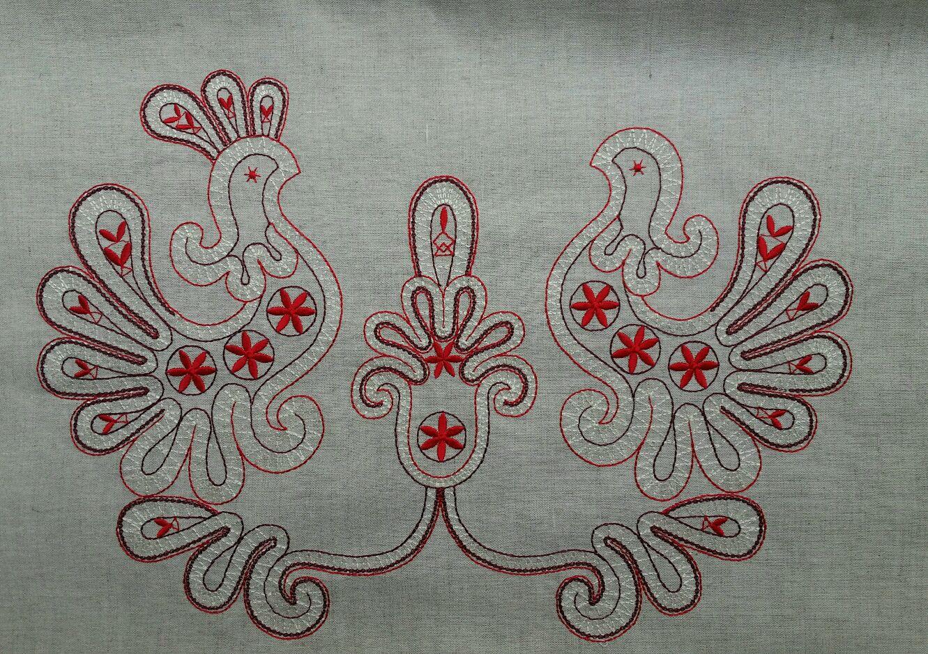 Дизайны машинной вышивки вышивка рушника