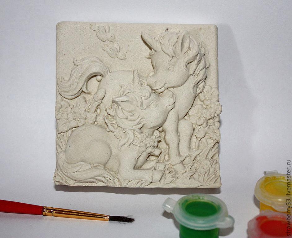 Гипсовые фигуры для рисования для детей своими руками 80