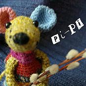 Куклы и игрушки ручной работы. Ярмарка Мастеров - ручная работа Пи-пи. Handmade.