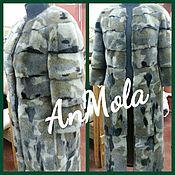 Одежда ручной работы. Ярмарка Мастеров - ручная работа Норка - камуфляж. Handmade.