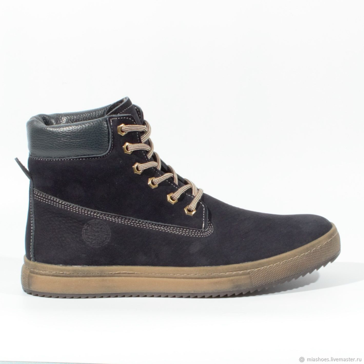 88281cc0728f Мужские ТимберКеды зимние ботинки. Mia. Ярмарка Мастеров. Мужская обувь ...