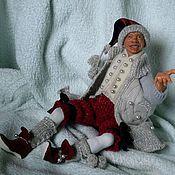 Куклы и игрушки ручной работы. Ярмарка Мастеров - ручная работа Гном вечера перед Рождеством. Handmade.