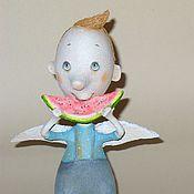 Куклы и игрушки ручной работы. Ярмарка Мастеров - ручная работа Ангел.. Handmade.