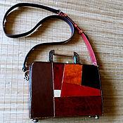 Сумки и аксессуары handmade. Livemaster - original item Suitcase circus..)). Handmade.