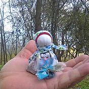 Куклы и игрушки ручной работы. Ярмарка Мастеров - ручная работа Оберег Народная кукла Подорожница. Handmade.