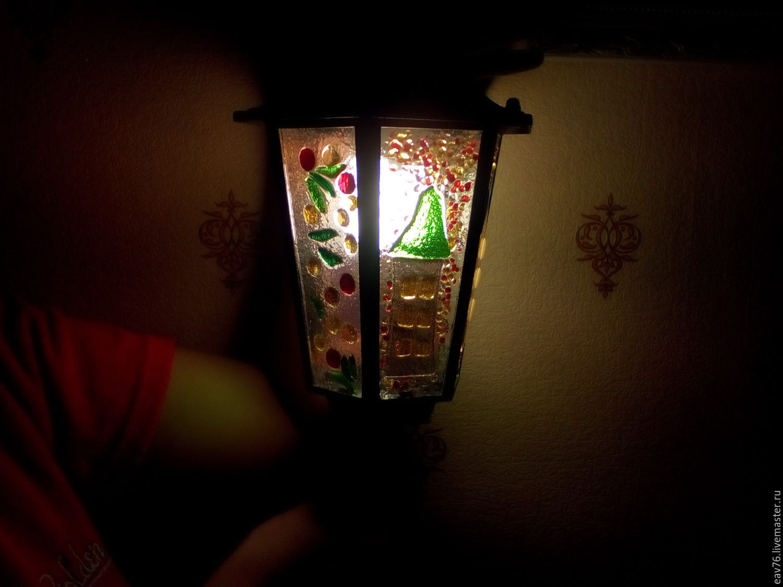 flashlight, Sconce, Shadrinsk,  Фото №1