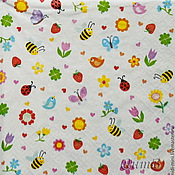 Материалы для творчества handmade. Livemaster - original item Napkins for decoupage children`s calico print. Handmade.