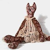 Куклы и игрушки ручной работы. Ярмарка Мастеров - ручная работа Глафира. Handmade.