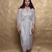 Одежда handmade. Livemaster - original item MIDI spider web dress. Handmade.