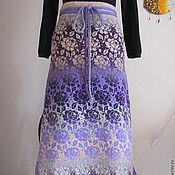 Одежда ручной работы. Ярмарка Мастеров - ручная работа юбка Тоомас. Handmade.