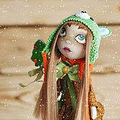 Куклы и игрушки ручной работы. Ярмарка Мастеров - ручная работа CHRISTMAS CRUMBS 3 (Рождественские крохи). Handmade.