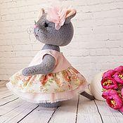 Мягкие игрушки ручной работы. Ярмарка Мастеров - ручная работа Мышка Аселия. Handmade.