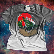 Мужская одежда handmade. Livemaster - original item T-shirt