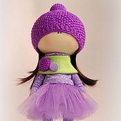 Куклы и игрушки ручной работы. Ярмарка Мастеров - ручная работа Кукла интерьерная. Кукла текстильная.. Handmade.