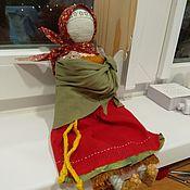 """Народная кукла ручной работы. Ярмарка Мастеров - ручная работа Традиционная игровая кукла """"Орловская матушка"""". Handmade."""