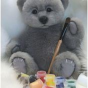 Мягкие игрушки ручной работы. Ярмарка Мастеров - ручная работа Мишка тедди. Handmade.