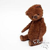 Куклы и игрушки ручной работы. Ярмарка Мастеров - ручная работа Винтажный тедди медведь Бро. Handmade.