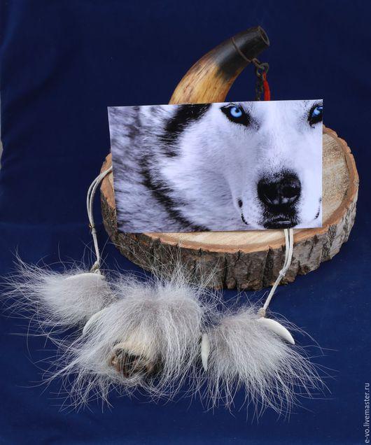 Колье-оберег «Дух волка»