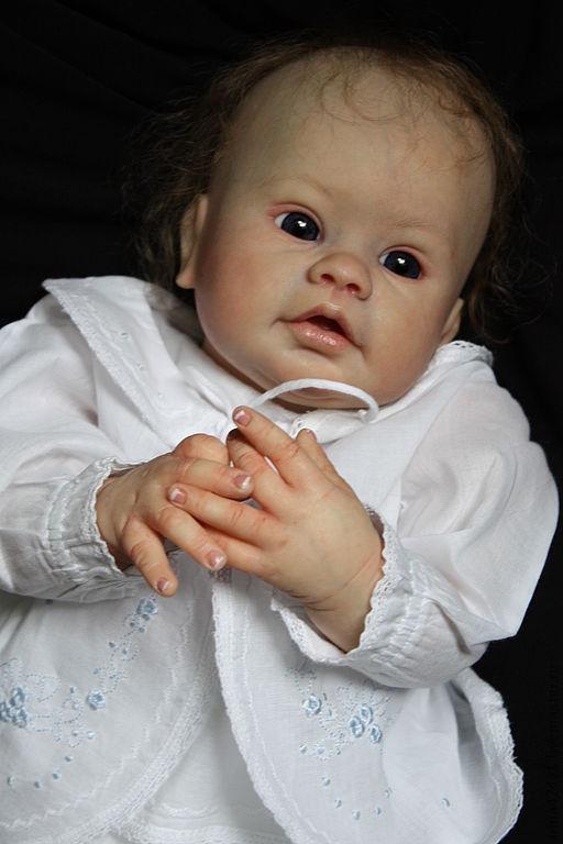 Куклы-младенцы и reborn ручной работы. Ярмарка Мастеров - ручная работа. Купить Кукла реборн Елисей.. Handmade. Кукла реборн