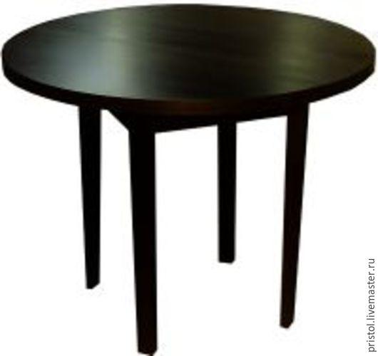 Мебель ручной работы. Ярмарка Мастеров - ручная работа. Купить Столы кухонные круглые. Handmade. Коричневый, столы деревянные, дерево
