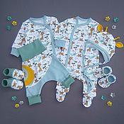Одежда детская handmade. Livemaster - original item Set of clothing